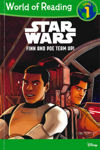 Finn & Poe Team Up! World of Reading Level 1 (Paperback)
