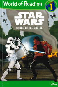 Chaos at the Castle: World of Reading Level 1 (Paperback)