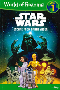 Escape from Darth Vader: World of Reading Level 1 (Paperback)