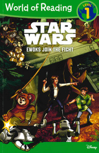 Ewoks Join the Fight: World of Reading Level 1 (Paperback)