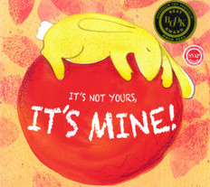 It's Not Yours, It's  Mine! (Paperback)