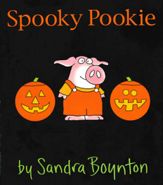 Spooky Pookie  (Board Book)