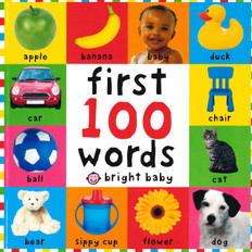 First 100 Words (Paperback)