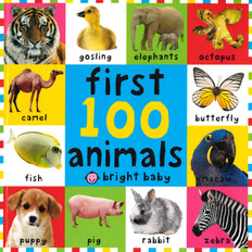 First 100 Animals (Paperback)