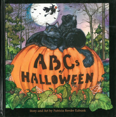 ABC's of Halloween (Paperback)