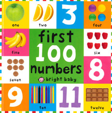 First 100 Numbers (Paperback)
