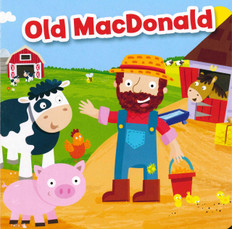 Z/CASE of 72 - BBB Old MacDonald (Board Book)