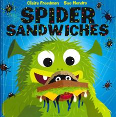 Spider Sandwiches (Hardcover)