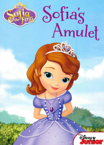 Sofia's Amulet: Sofia's Princess (Board Book)