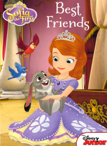 Best Friends: Sofia's Princess (Board Book)