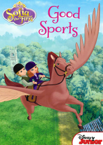 Good Sports: Sofia's Princess (Board Book)