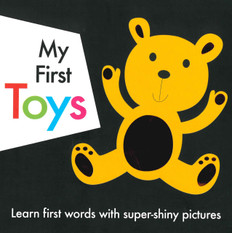 My First Toys (Board Book)