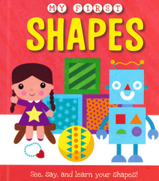 My First Shapes (Board Book)