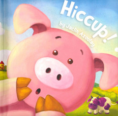 Hiccup! (Padded Board Book)