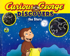 Curious George Discovers The Stars (Hardcover)