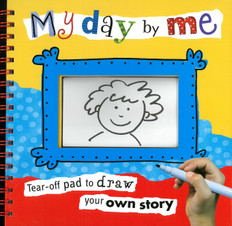 Z/CASE OF 24-My Day By Me: Draw Your Own Story (Hardcover)