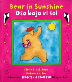 Z/CASE OF 120-Bear in Sunshine / Oso bajo el sol (Paperback)