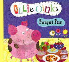 Z/CASE OF 80-Ollie Oink's Farmyard Feast (Big Paperback)