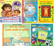 Large Core Bilingual Bundle (25 Books)