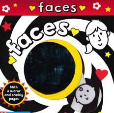 Faces: Baby's Very First Book (Cloth Book w/ Velcro Strap)