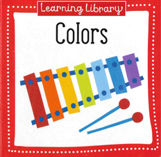 Colors: Learning Library 3.5 x 3.5 x .5 inches (Chunky Board Book)