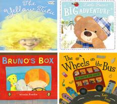 BBB Paperback Favorites Set of 4