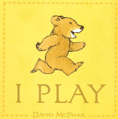 I Play (Board Book)
