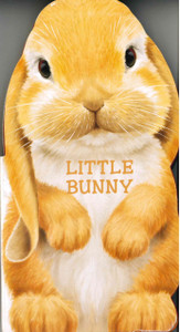 Little Bunny: Look At Me Book (Board Book)