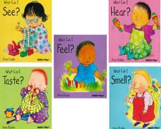 Small Senses Set of 5 (Board Book)