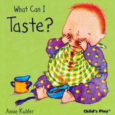 What Can I Taste? Small Senses (Board Book)
