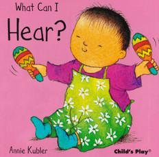 What Can I Hear? Small Senses (Board Book)
