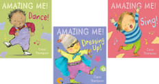 Amazing Me! Set of 3 (Board Book)