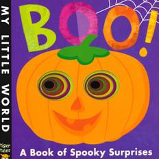 BOO!  My Little World (Board Book)