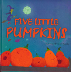 Five Little Pumpkins (Padded Board Book)