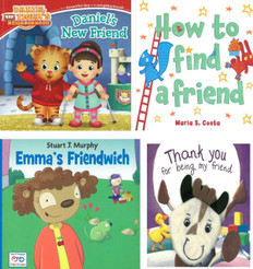 Making Friends is Fun! Set of 4