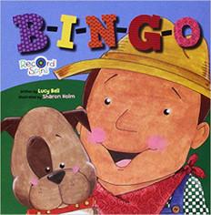B-I-N-G-O (Board Book)