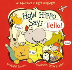 How Hippo Says Hello (Board Book)
