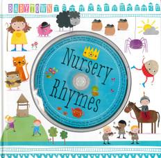 Nursery Rhymes: Babytown (Hardcover w/ CD)