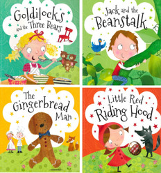 Well-Loved Bedtime Stories:  Set of 4 (Paperback)