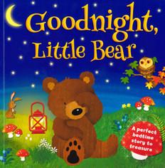 Goodnight Little Bear (Paperback)