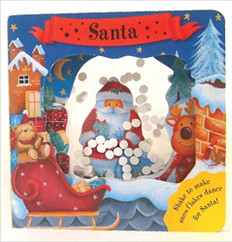 Santa: Snow Shaker