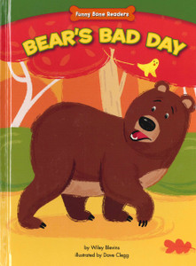 Bear's Bad Day: Dealing with Bullies (Hardcover)