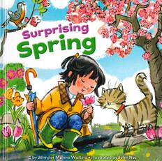 Surprising Spring (Hardcover)