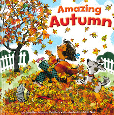 Amazing Autumn (Hardcover)