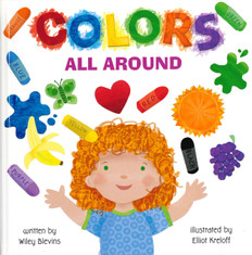 Colors All Around: Basic Concepts (Hardcover)