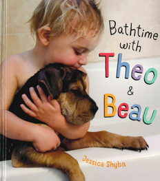 Bathtime with Theo & Beau (Hardcover)