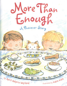 More Than Enough: A Passover Story (Hardcover)
