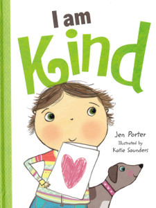 I Am Kind (Board Book)