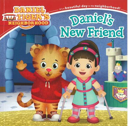 Daniel's New Friend (Paperback)