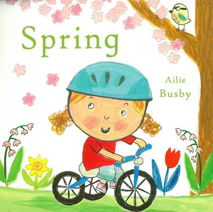 Spring: Seasons (Board Book)